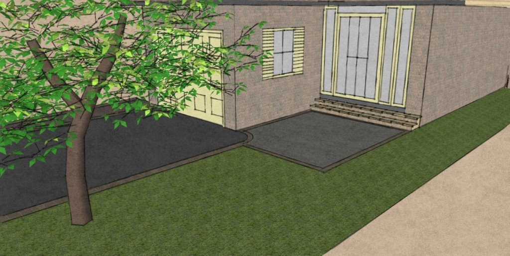 3d Landscape Design Davel Construction