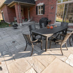Interlocking Patios - Davel Construction