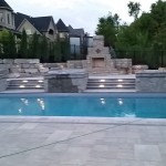 Pool Surrounds - Davel Construction