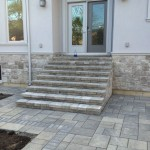 Interlocking Steps - Davel Construction