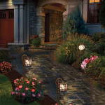 Outdoor Lighting - Davel Construction