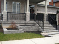 Stone Walls & Pillars - Davel Construction