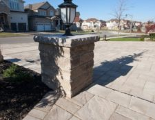 Retaining Walls & Pillars