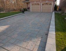 Stone Driveway - Davel Construction