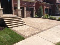 Stone Driveway - Davel Construction
