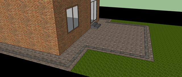 Upper Canada Court 3D Design
