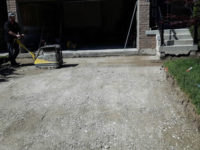 Stone Driveway Construction - Davel Construction
