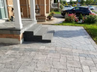 Steps & Driveway - Davel Construction