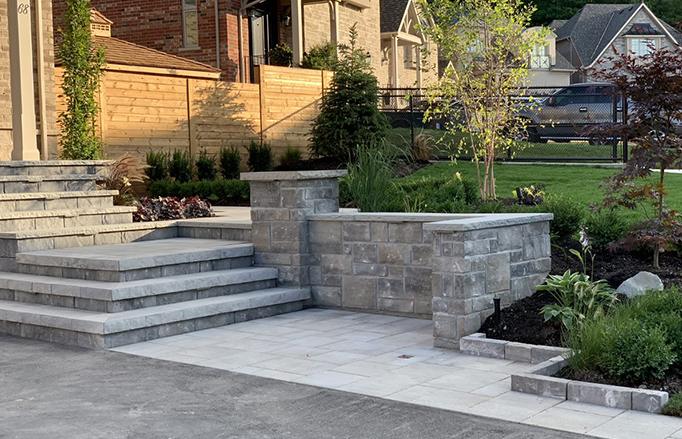georgetown retaining wall contractors